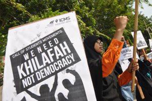 Pembubaran Ormas Hizbut Tahrir Indonesia