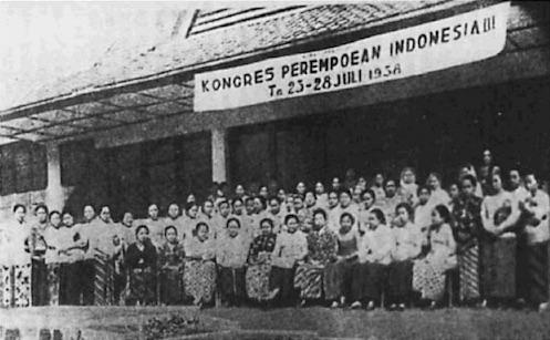 Perjalanan Organisasi-Organisasi Wanita Di Indonesia
